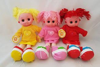Лялька в светрі 35 см (музика)