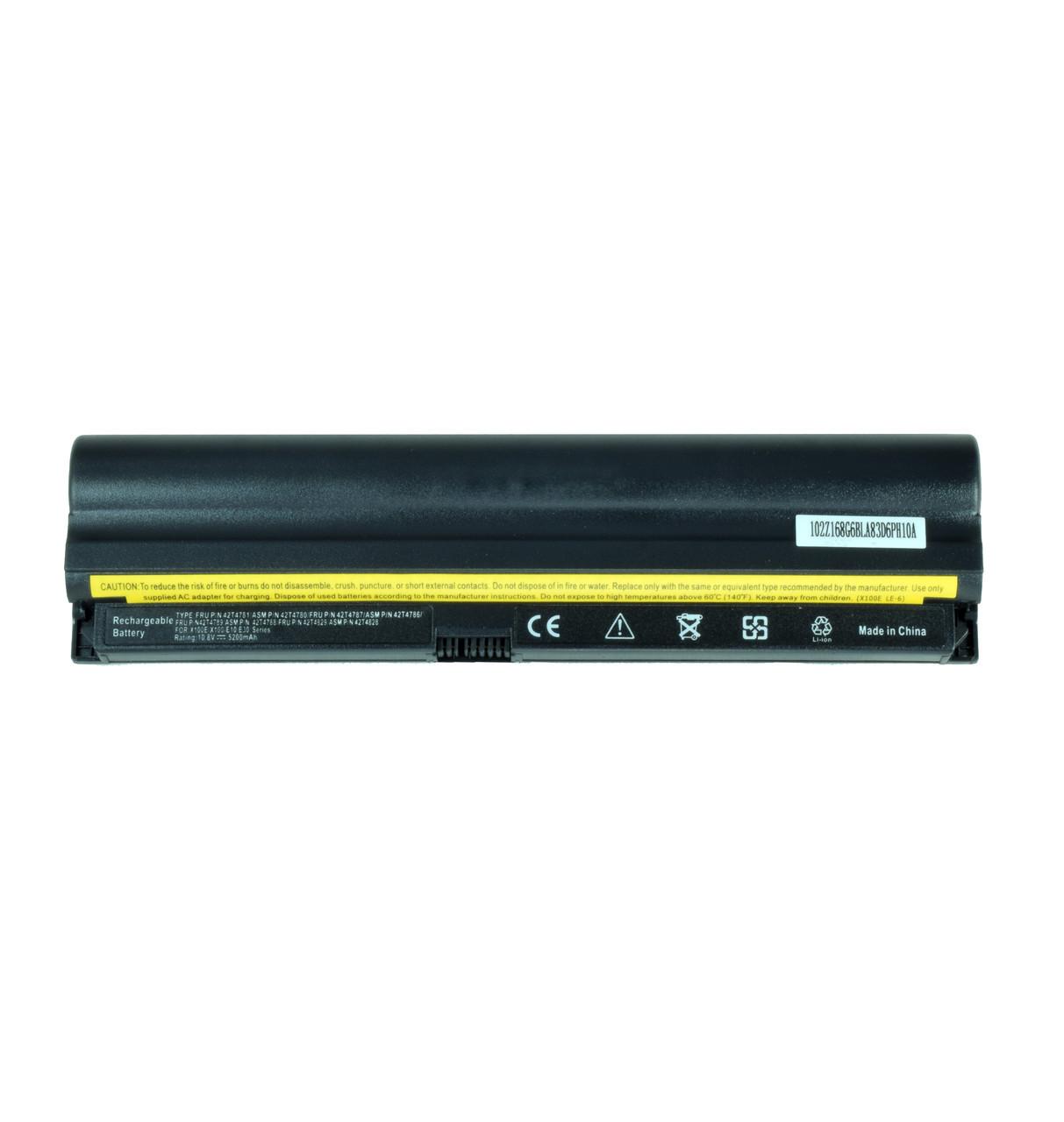 Батарея для ноутбука Lenovo 42T4781 42T4780 42T4787 42T4786 42T4829 42T4828 42T4897