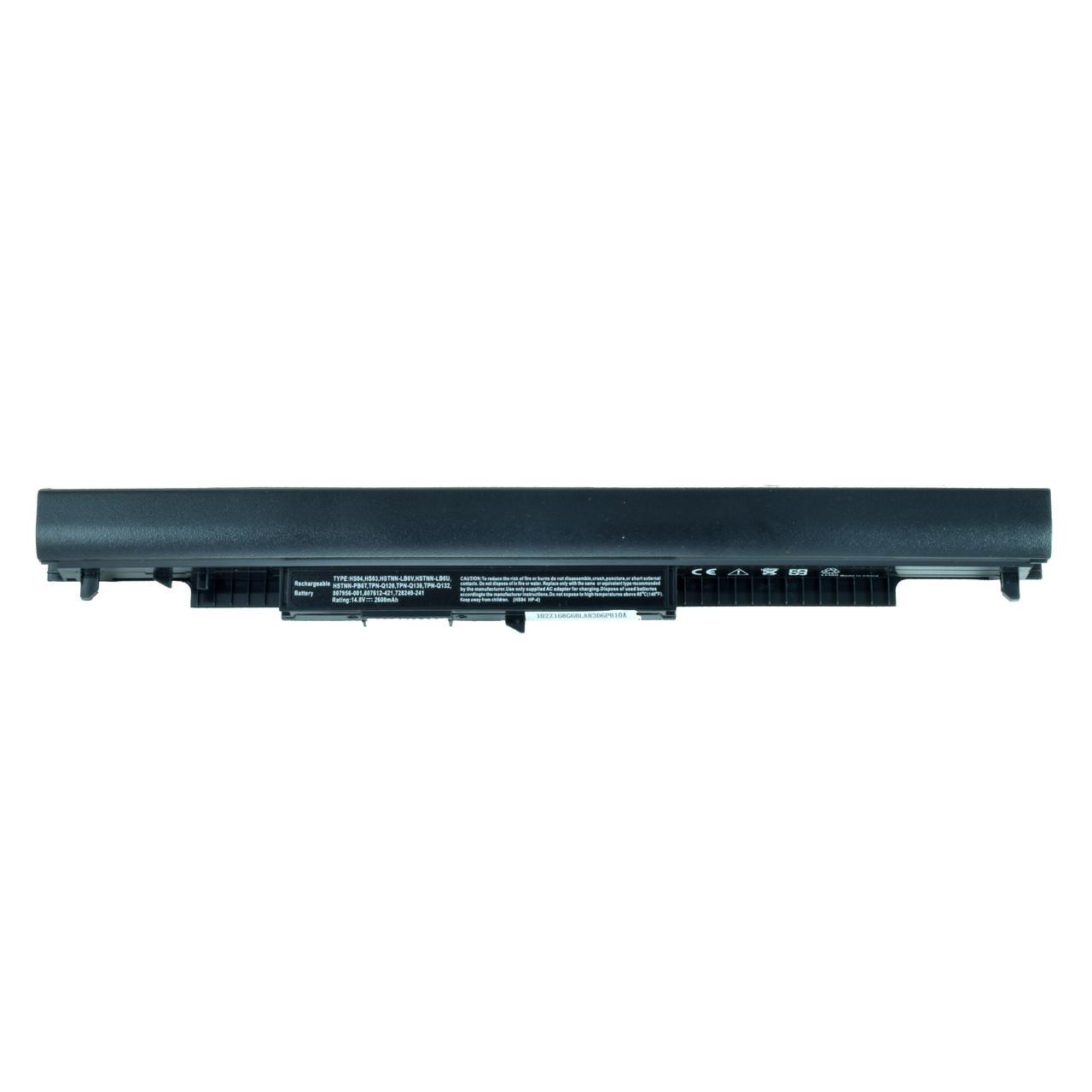 Батарея для ноутбука HP TPN-Q132 807612-421 807956-001 728249-241