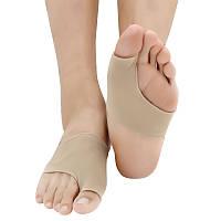 Мягкий стягивающий бандаж для большого пальца стопы, фото 1