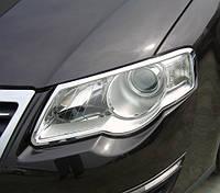 Окантовка фар VW PASSAT B6 (2005-2010)