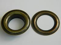 Блочка с кольцом 17 мм ( №31 ) - антик
