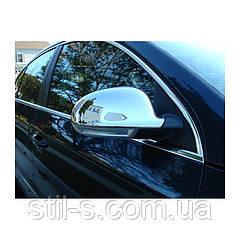 Накладки на зеркала VW PASSAT B6 (2005-2010)