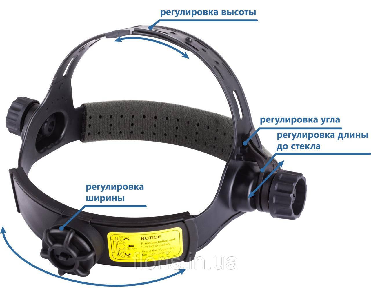 Наголовник для масок Evolution (WH4001), Evolution Hybrid LED (WH4404), 7401, Apache Rapid Crystals (WH8512),