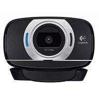Веб-камера Logitech Webcam C615 HD (960-001056), фото 1