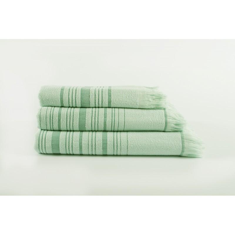 Полотенце Irya One - Зеленый 100*180