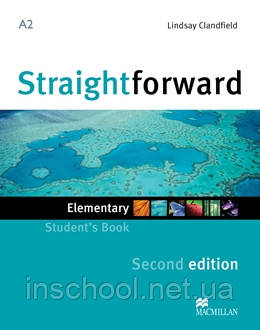 Straightforward Second Edition Elementary Student's Book ISBN: 9780230423053