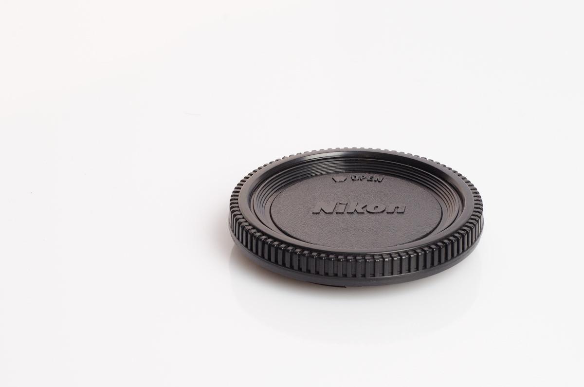 Крышка байонета Nikon BF-1B