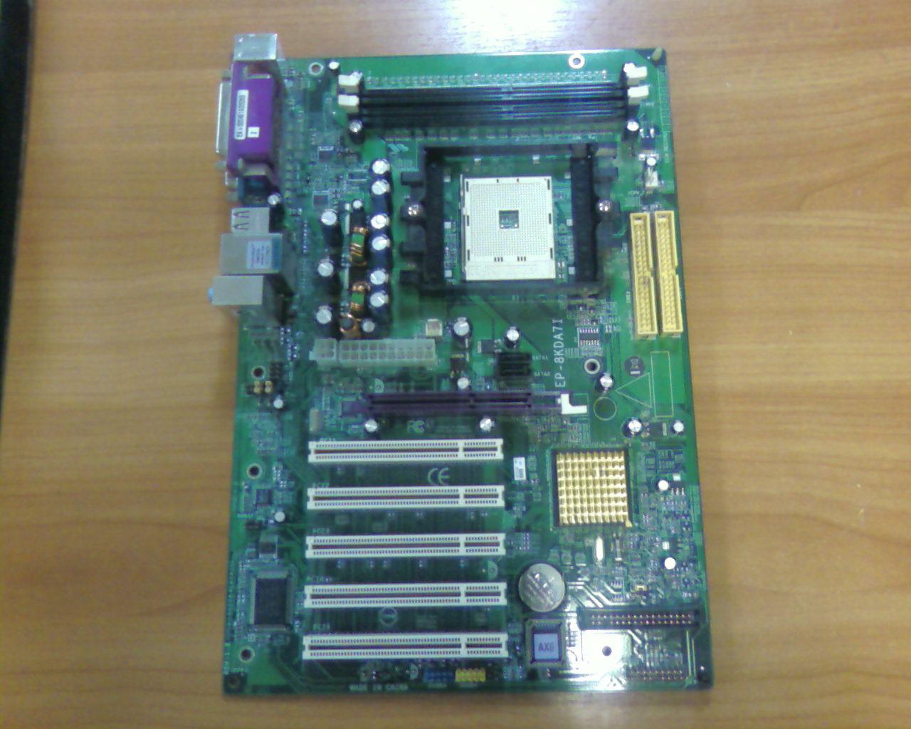 Материнская плата Epox EP-8KDA7I nForce3 250, s754