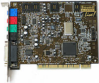 Звуковая карта PCI Creative Sound Blaster Live! Value, CT4670