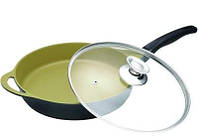 Сковорода с керамическим покрытием 2,8 л Bohmann BS 7228
