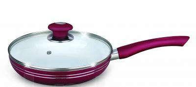Сковорода покрытие керамика 28см BH 7508WCR