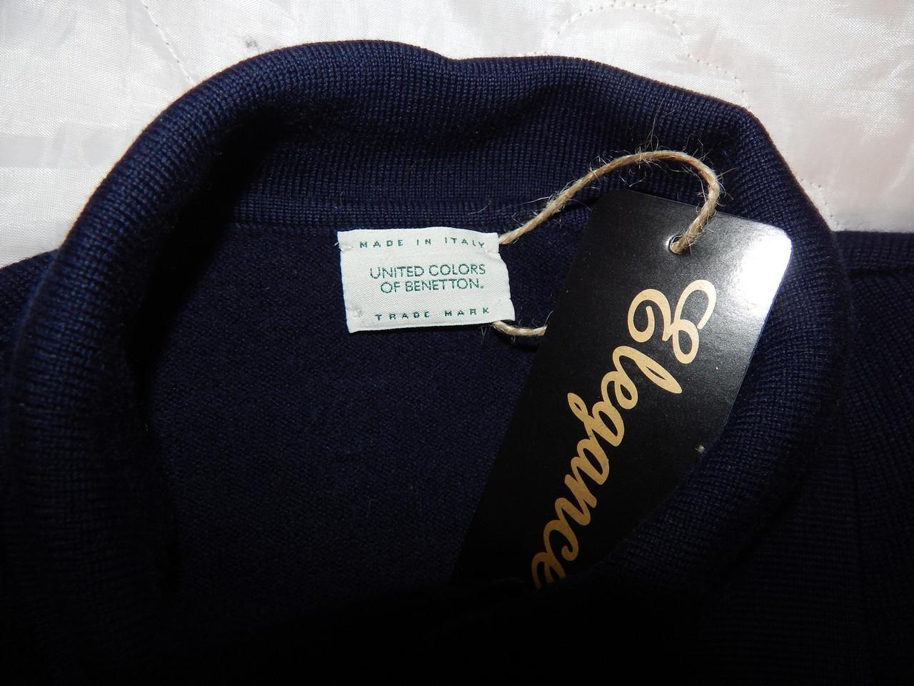 cab407579 ... Свитер мужской фирменный United colors of Benetton сток р.48 275см 5
