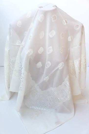 Свадебный церковный платок
