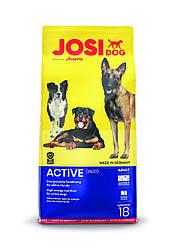 JOSIDOG ACTIVE Полнорационный корм для взрослых собак с высокой активности 18 кг