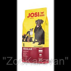 JosiDog Regular Полноценный корм для взрослых собак. 18 кг