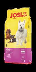 Сухой корм для собак малых пород  JOSIDOG MINI, 18 кг