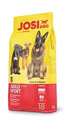 Сухой корм для собак с повышенной активностью JOSIDOG AGILO SPORT, 18 кг