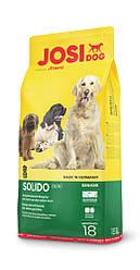 Сухой диетический корм для пожилых собак JOSIDOG SOLIDO, 18 кг