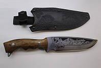 Нож с фиксированным клинком Ягуар