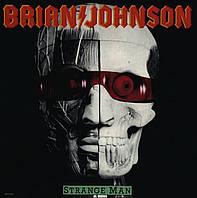 CD диск Brian Johnson - Strange Man