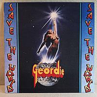 CD диск Geordie - Save The World