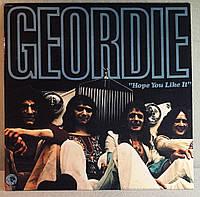 CD диск Geordie - Hope You Like It