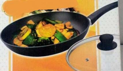 Сковорода с тефлоновым покрытием 28 см А+ 1443