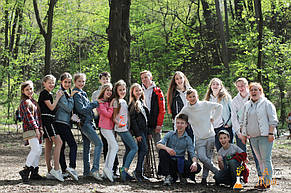 Квест на природе для Кати 12 лет 22.04.18 6