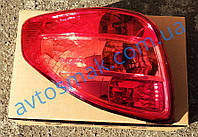 Фонарь задний для Suzuki Sx4 хетчбек '06- левый (DEPO), фото 1