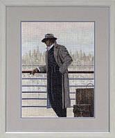 Набор для вышивки нитками на канве Стиль КИТ 21108