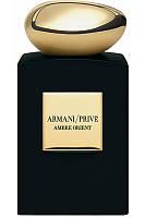 Armani Prive Amber Orient парфюмированная вода 100 ml. (Тестер Армани Прайв Амбре Ориент), фото 1