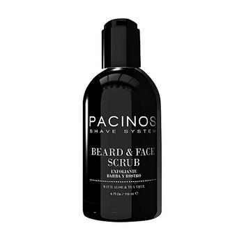 Скраб для лица и бороды Pacinos Beard and Face Scrub