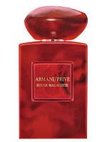 Giorgio Armani Prive Rouge Malachite парфюмированная вода 100 ml. (Тестер Армани Прайв Красный Малахит), фото 1