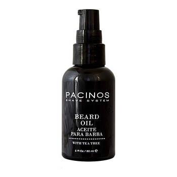 Масло для бороды Pacinos Beard Oil