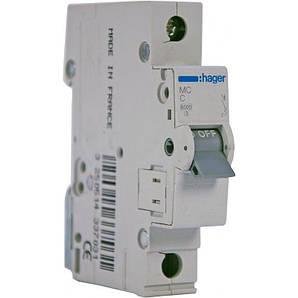 Автоматический выключатель Hager MC125A C25