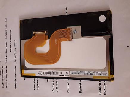 Дисплей  TeXet TM-7043XD оригинал б.у, фото 2