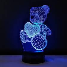 3D светильник, фото 2