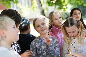 Квест для детей в школе для Ярославы 10 лет 11.05.2018