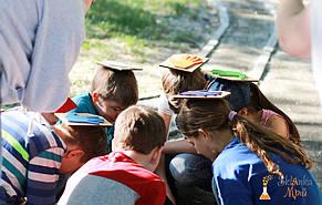 Квест для детей в школе для Ярославы 10 лет 11.05.2018 2
