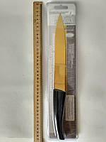 Нож hilton 8S-T MB TC Gold, фото 1