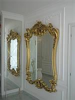Панно из зеркальной плитки