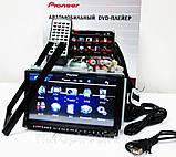 """2din Pioneer PI-803 7"""" DVD+USB+TV/FM-тюнер, фото 3"""