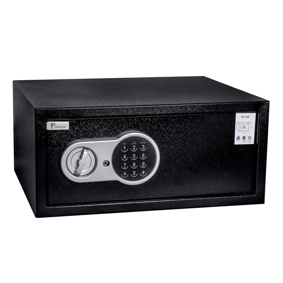 Мебельный сейф Ferocon  БС-24Е.9005