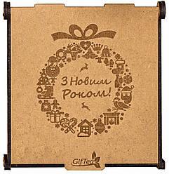 "Подарок на новый год. Подарочный набор чая ""Новорічний віночок"""
