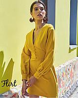Женское стильное яркое платье , фото 1