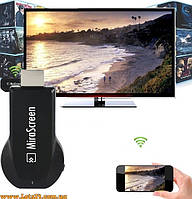 Беспроводной HDMI WIFI приемник Mirascreen Anycast M2 (EZcast WeCast TV Screen Mirroring OTA TV Stick)