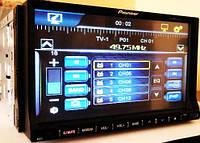 "2din Pioneer PI-803 7""+ цветная камера и TVантенна, фото 1"