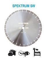 Отрезной алмазный диск SW 450 мм, свежий бетон