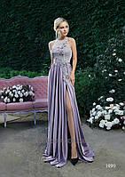 Нарядное эксклюзивное вечернее платье от производителя